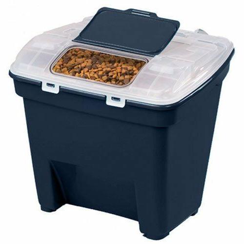 smart storage pet dog cat dry food