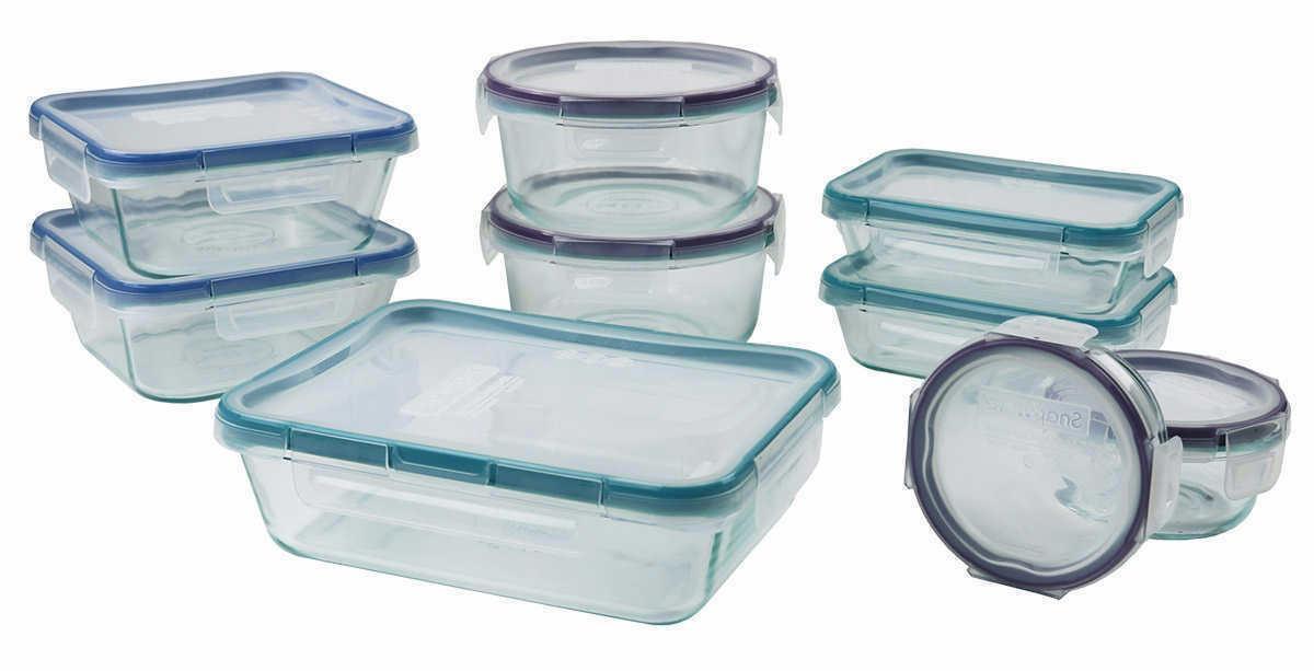 Food Storage Set, Leak-Proof New