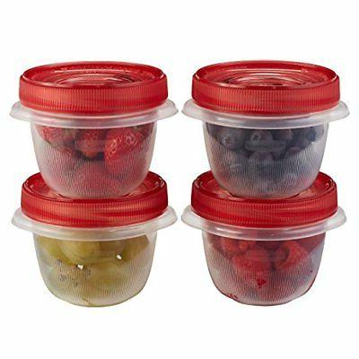 Rubbermaid TakeAlongs 1-Cup and Containers, of