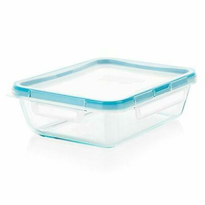 total solution glass container