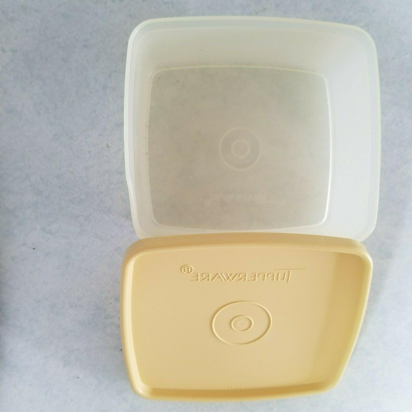 Vintage Tupperware Container oz, Storage-Freezer-Crafts 311