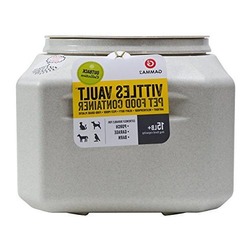 Vittles 15 lb Airtight Storage