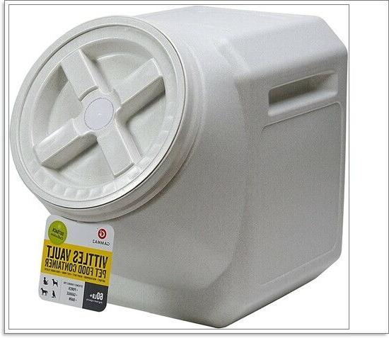 Gamma2 Vittles Vault Outback Airtight Pet Food Storage Conta