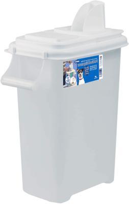 Large Plastic Storage Container Organizer Fresh Dry Dog & Ca