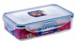LOCK AND & LOCK RECTANGULAR PLASTIC FOOD STORAGE CONTAINER 8