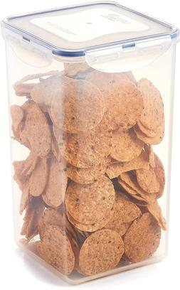 Lock & HPL822R Easy Essentials Pantry Food Storage 16.9 Cup,