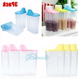 Lot9 Large Cereal Keeper Food Storage Container 2.5L BPA Fre