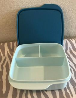 Tupperware Lunch-It Container Portion Divided Dish Airtight