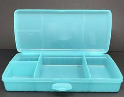 Tupperware Lunch N Things Divided Container Organizer Caribb