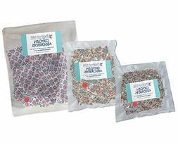 PackFreshUSA Mason Jar OXYGEN ABSORBER COMBO 50cc x 50, 100c