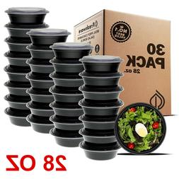 Freshware Meal Prep Container 1 Compartment With Lid Food Bo