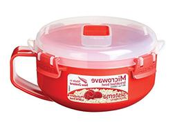 Sistema Microwave Cookware Breakfast Bowl, 28 Ounce/ 3.5 Cup