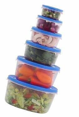 Milton Mixing Bowls with Lids- Airtight Food Storage Contain