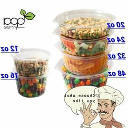 MEMORIAL DAY 32oz Heavy Duty Round Food Storage Container Cu