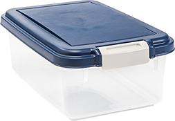 Iris Usa, Inc. Mp-1 Storage Container W/Airtight Lid 8.5Qt