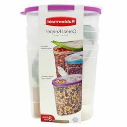 Multi-Color - Rubbermaid Cereal Keeper Kitchen Dry Food Stor
