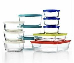 NEW Pyrex 22 Piece Simply Store Fresh Food Storage Container