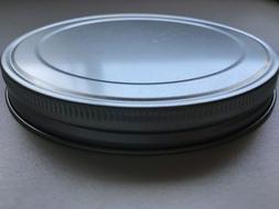 NEW 5 Anchor Hocking Brushed Aluminum Replacement Lids, Cook