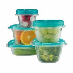 NEW Rubbermaid 50 Piece Set Take Alongs Plastic Food Storage