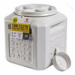 New Dogs Cats Pet Food Storage Heavy Duty Container Airtight
