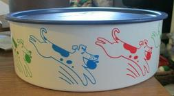 NEW TUPPERWARE ROUND COOKIE CONTAINER-BOTTOM HAS RUNNINGS DO