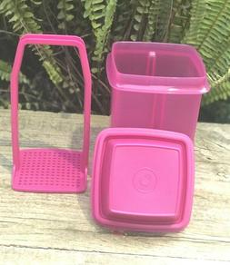 New Tupperware Pick a Deli Pickle Keeper Container 4 Cups /