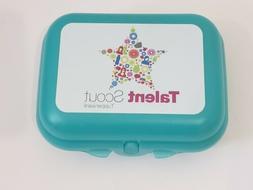 New Tupperware Talent Scout Lunch Box Mini Kids Super Star B