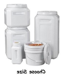 Vittles Vault Original Dog Food Sealed Air Tight Storage Con