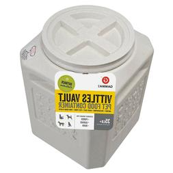 Vittles Vault Outback 35 lb Airtight Pet Food Storage Contai