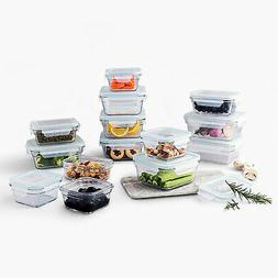 Glasslock Oven and Microwave Safe Glass Food Storage Contain