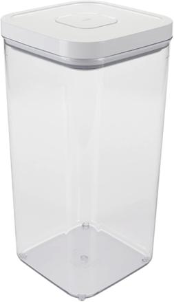 OXO 7100200 Airtight Pet Food Storage POP Container, White,