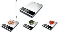 Ozeri Ultra Thin Professional Digital Kitchen Food and Nutri