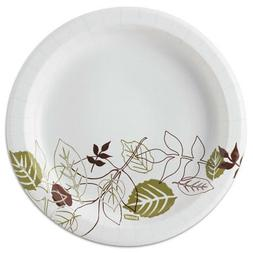 Dixie Pathways Soak-Proof Shield Medium Wt Paper Plates 8 1/