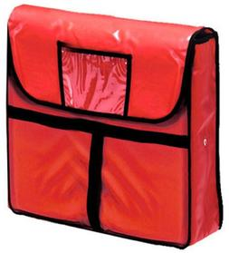 American Metalcraft PB2000 Standard Pizza Delivery Bag, 20 b
