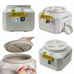 Pet Food Airtight Container Storage Vittles Gamma2 Vault 15