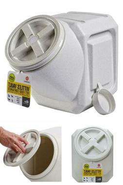 Pet Food Container Vittles Vault Airtight Stackable dog cat