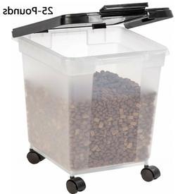 Pet Food Storage Nesting Airtight Sealed Container Bin Dog C