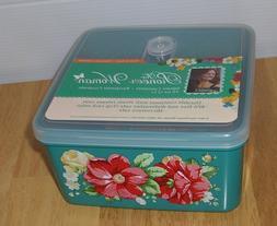 Pioneer Woman Food Storage Container Food Vented 70oz Vintag