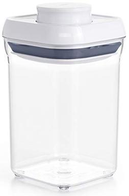 Pop Container Sm. Square 0.9 Qt