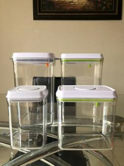 Pop Up Airtight Storage Food Containers