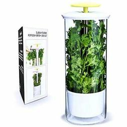 Premium Herb Food Storage & Organization Sets Keeper And Con