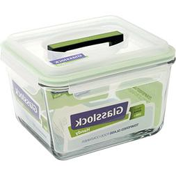 Glasslock 15-Cup Rectangle Handy Container