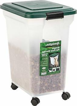 IRIS Remington Airtight Pet Food Storage, 42-Pounds, Hunter