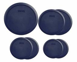 Pyrex Round Storage Cover Replacement Lids for Glass Contain