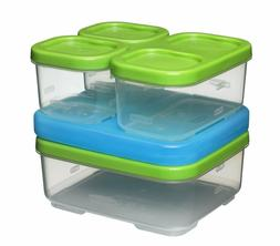 Sandwich LunchBlox Kit Food Storage Container Set Meal Prep