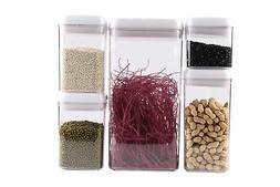 Scotty's  Airtight Food Storage Container Set (1, 5 Piece Se
