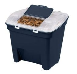 Smart Dry Dog Food Storage Container Large Cat Food Bin Stac