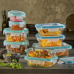 Snapware Pyrex 18-piece Glass Food Storage Set