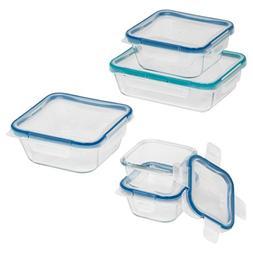 Snapware Total Solution Glass 10-Piece Food Storage Set