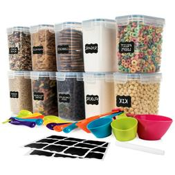 space saver food storage airtight pantry containers